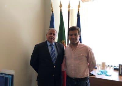 CAUAL firma protocolo de cooperação com a Freguesia de Massamá e Monte Abraão