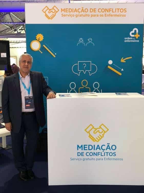 O Centro de Arbitragem da Universidade Autónoma de Lisboa está hoje no Centro de Congressos da Alfândega do Porto, na I Convenção Internacional dos Enfermeiros.