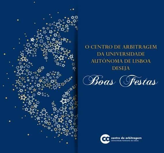 Aviso – Período de Férias do Centro de Arbitragem da Universidade Autónoma de Lisboa